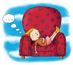 cansado aburrido de la vida